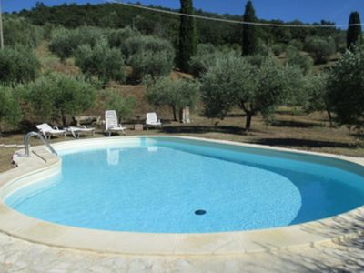 Photo for 5 bedroom Villa, sleeps 12 in Tavernelle with Pool and WiFi