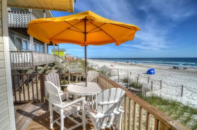 Enjoy Ocean Front at Oak Island