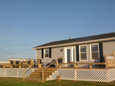 Photo for Cousins Shore, the very Best Beach and View on Prince Edward Island!