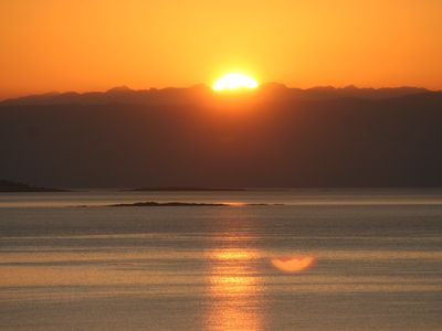 Photo for Escape to Vancouver Island with stunning sunrises and spectacular views