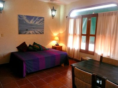 Photo for Furnished 1-bedroom apartment at El Tamarindo at Casa Calamondin