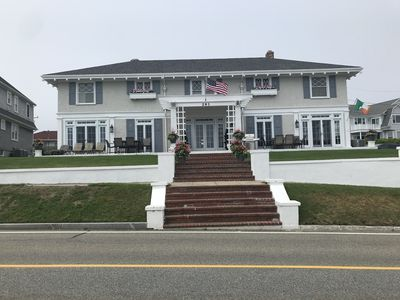 Photo for Large 7-Bedroom Waterfront Property in Falmouth Heights