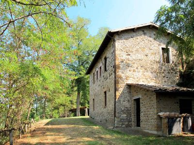 Photo for Vacation home Casale Topano  in Bagnoregio (VT), Latium - 6 persons, 3 bedrooms