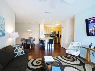 Photo for Orlando Condo at Legacy Dunes, room for the entire family 4 bedrooms