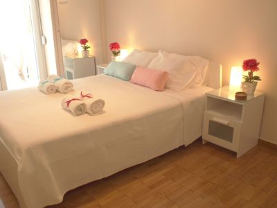 Photo for Cozy and charming  one bedroom apartment in the center of Athens