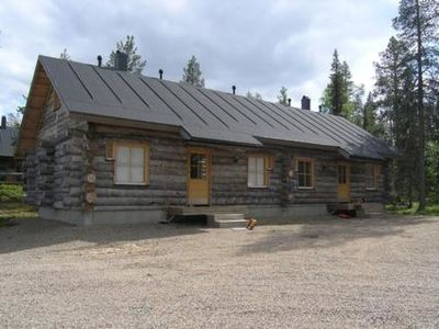 Photo for Vacation home Teerentie / poronpesä (g20) in Äkäslompolo - 6 persons, 2 bedrooms