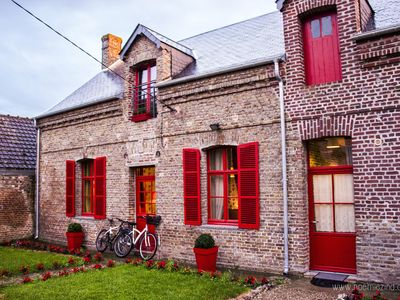 Photo for 4BR Cottage Vacation Rental in Port-Le-Grand, Somme