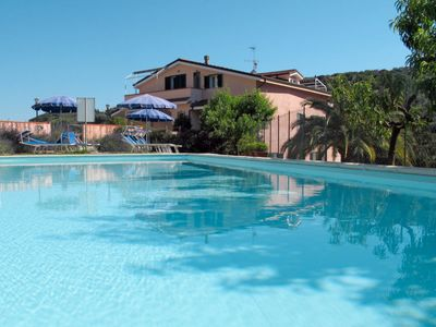 Photo for Apartment La Colombera (DIA145) in Diano Marina - 5 persons, 1 bedrooms