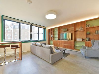 Photo for Beautiful and modern two bedroom apt in the heart of Soho/ Central London