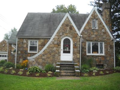 Photo for Cozy 3 Bedroom House In the Mountains Sleeps 10 Has All The Comforts Of Home!