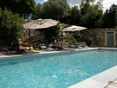 Photo for Charming house with private pool
