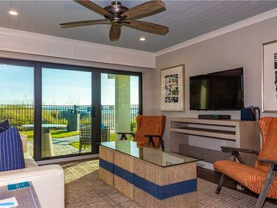 Gulf Front Suite, Heated Pool/Hot Tub, Short Stays Welcome!