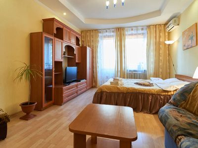 Photo for Nice apartment on Mala Zhytomirs'ka Str
