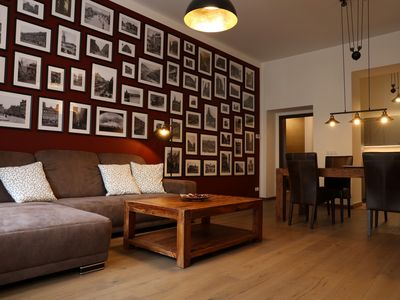 Luxury apartment at Prague city centre Anděl!