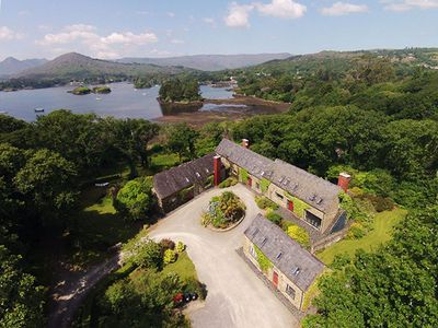 Photo for Silver Birch Large Luxury Rental 11 Bedrooms, 9 En-suites. Glengarriff West Cork