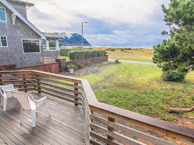 Photo for Recently Remodeled Oceanfront Home on the Prom in Seaside, OR