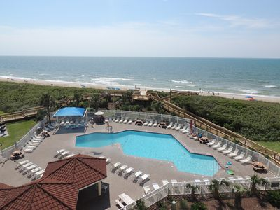 Photo for Relaxing oceanfront escape with spectacular views! St. Regis Resort