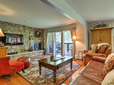 Photo for Cozy Condo w/ Mtn Views - Walk to Vail Ski Shuttle