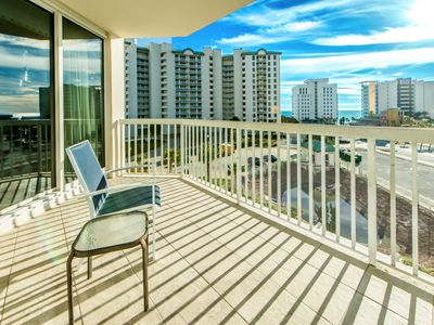 Photo for ☀St. Lucia 503☀2BR in Silver Shells!☀20% OFF>Mar 10 to 13 $774! Gulf Views!