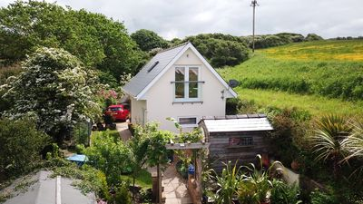 Photo for Quiet village location with sea views