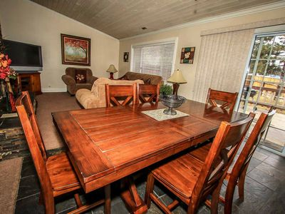 Photo for House in Big Bear Lake with Parking, Internet, Washing machine, Balcony (983630)