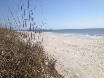 Yaupon Beach, Oak Island, North Carolina, United States of America