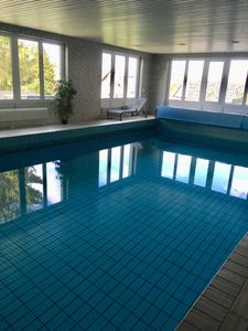Photo for quiet apartment with swimming pool and sauna