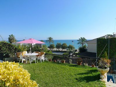 Photo for Apartment in Francàs with Parking, Internet, Washing machine, Pool (89073)