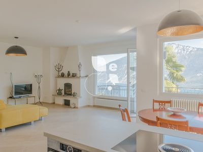 Photo for Con il Cuore. Single house with fantastic panoramic views.