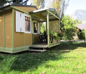 Photo for Camping Le Colporteur **** - Chalet 3 Rooms 4 People