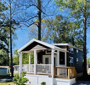 Photo for Looking Glass Tiny Home Cottage