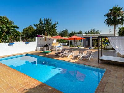 Photo for Beautiful Villa Miquel with Amazing Pool, Terrace & WiFi; Parking Available