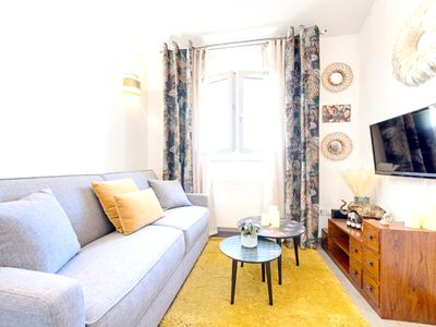 Photo for 1BR Apartment Vacation Rental in Bussy-Saint-Georges