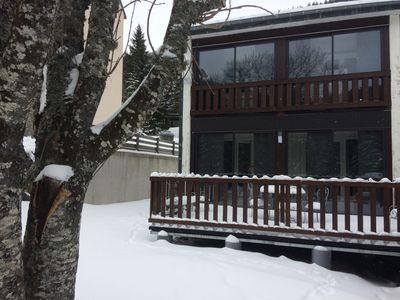 Photo for DUPLEX 8 people classified 3 * at 200ml from the slopes and start of the hikes