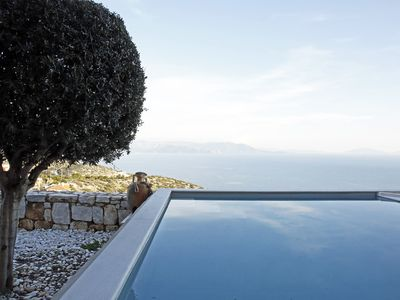 Photo for Seaview Salty villa in Schinias, is a stunning private villa with amazing view!