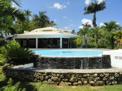 Photo for 4BR House Vacation Rental in Las Terrenas, Samana