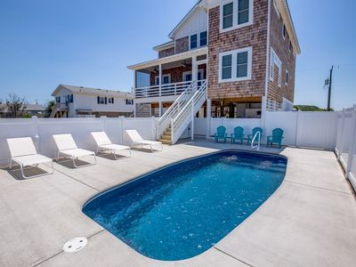Photo for Catching Rays | 598 ft from the beach | Private Pool | Kill Devil Hills