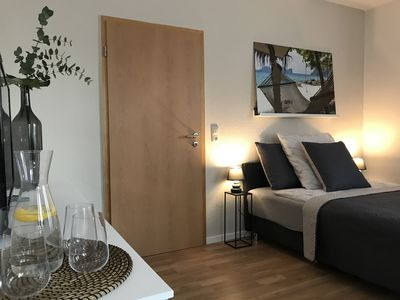 Photo for Holiday / fitter apartment // Berlin center 30km // Zossen OT Wünsdorf