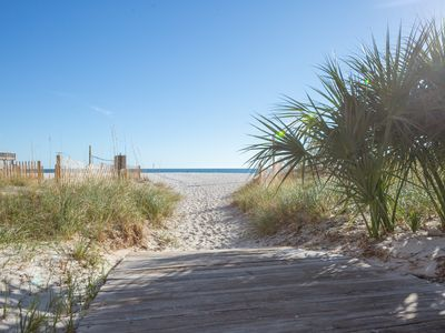 Photo for Gulf Front Gem - Just Steps to Beach! Week of 8/1/20 Has Been Discounted 20%!!