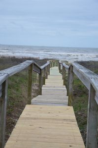 Photo for ENJOY YOUR SUMMER VACAY AT THIS SURFSIDE BEACH GEM!!  Only 1 hour from Houston