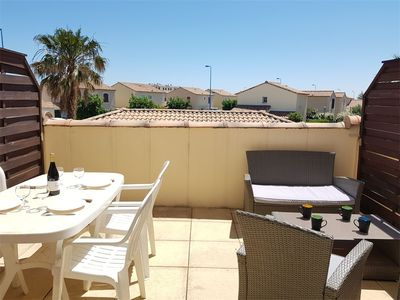 Photo for 3 rooms apartement with pool in the residence