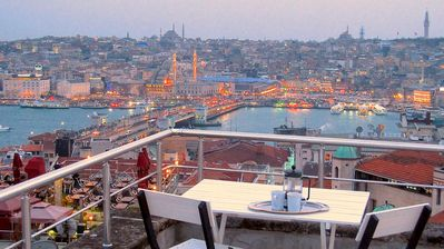 Photo for Private hamam, space, style, views in Galata!