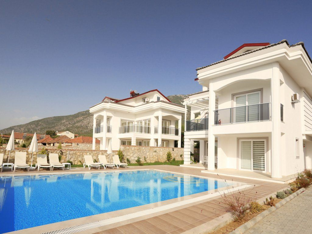 Fethiye Villa Rental   Fethiye 4 Bedroom Villa With Private Pool Twin Villas