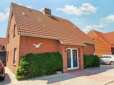 Photo for Apartment Jolle in Norddeich - 4 persons, 1 bedrooms
