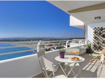Photo for Beach Front in Torreguadiaro Spain Andalousie