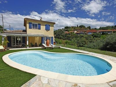 Photo for A True Gem for Family & Friends –Villa, Pool, hills