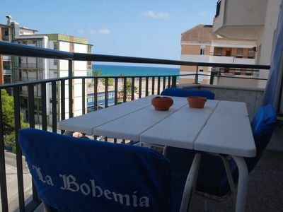 Photo for Apartment 40 meters from the beach