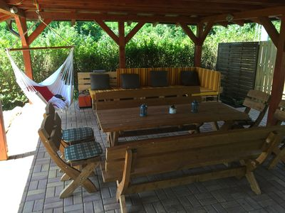 Photo for Come and Chill In....Our place is located on the hillside of Kovacovske Kopce