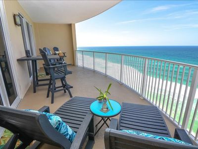 Photo for New Property, Remodeled in 2020 with Huge Balcony & Tastefully Decorated!