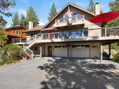 Photo for Northshore Tahoe Family Home with a View
